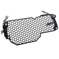 High Quality Motorcycle Accessories Headlight Grille Guard Cover Protector For BMW F650GS F700GS F800GS 2008 2009