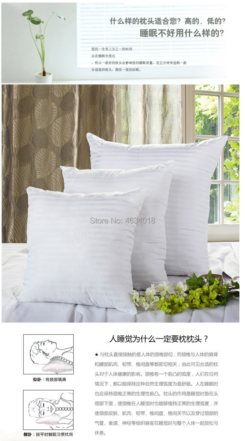 HTB12FIoX6zuK1RjSspeq6ziHVXaY 13 specifications White Cushion Insert Filling PP Cotton Throw Pillow Inner Core Decor Car Chair Soft Seat Cushion