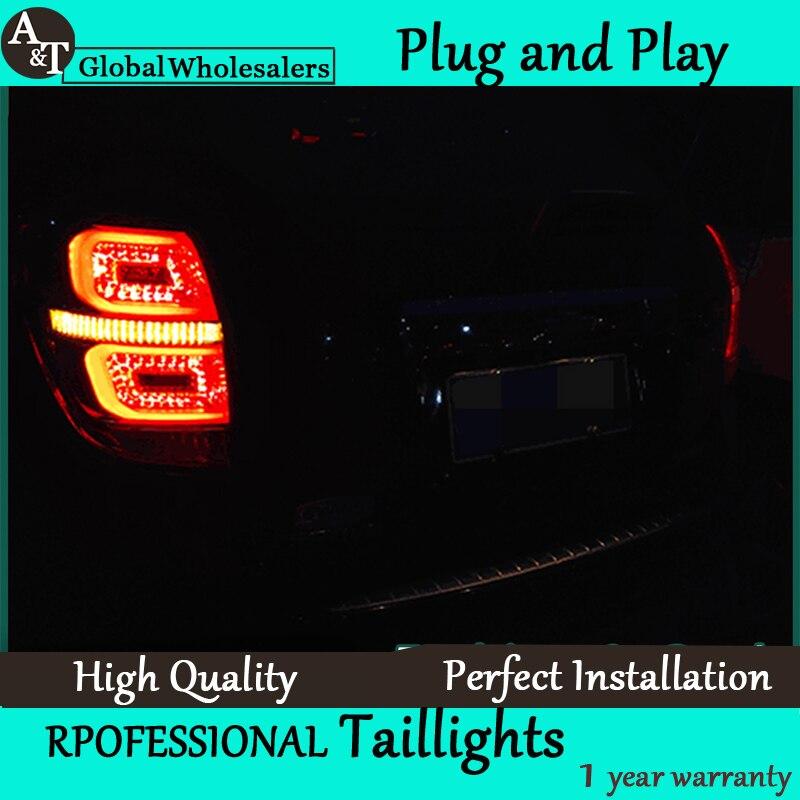 Стайлинга автомобилей для Шевроле Каптива задние фонари 2008-2015 Каптива светодиодные задние фонари светодиодные задние лампы ДРЛ+Тормозная+Парк+сигнала светодиодные