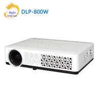 Poner saund DLP 800W мини проектор WI FI Android DLP проектор Проектор для домашнего кинотеатра DLP 800 W проектор LED проектор