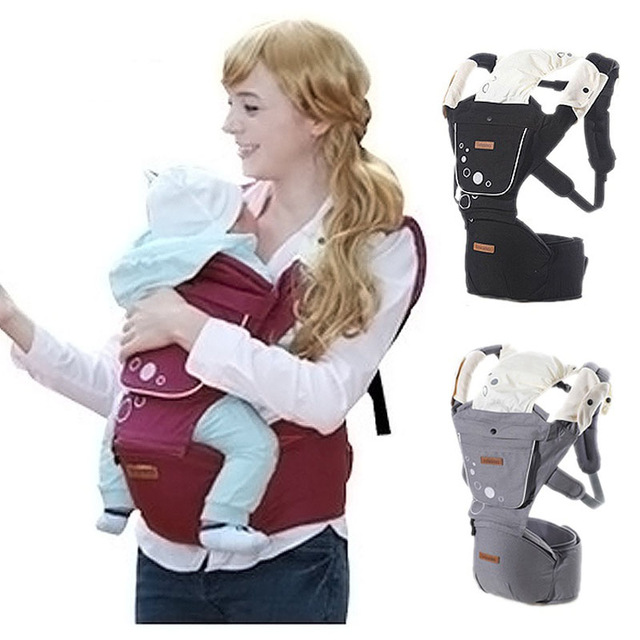 Backpacks & Carriers 2016 Very Popular Imama Baby Outdoor Carrier Hipseat Infant Babys Shouders Multi-function Sling Cotton Backpack Kid Carriage Driving A Roaring Trade Mother & Kids