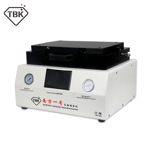 Image 2 - TBK 808 12 inch Curved Screen Vacuum Laminating and Bubble Removing Machine Laminator and Debubbler  For LCD Screen Repairing