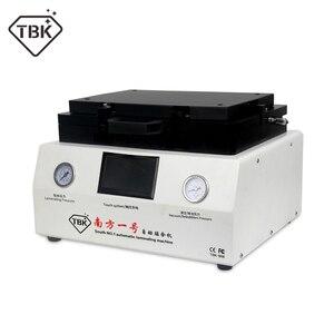 Image 2 - TBK 808 12 بوصة شاشة منحنية فراغ الترقق و آلة إزالة الفقاعات تغليف و ديبوبلر لإصلاح شاشة LCD