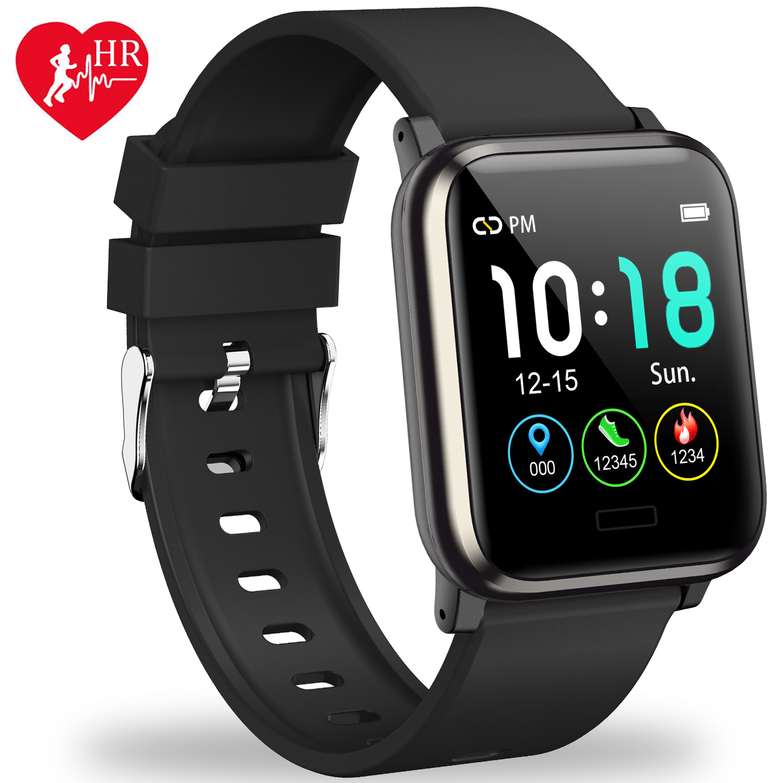 L8STAR B1 Smart Watch 1.3 inch Blood Pressure 3D UI Blood Oxygen Smart Band 30 days Standby Multi Sports Smart Fitness Tracker