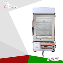 PKGM-600S Commercial bun steamer microcomputer control Electric chinese 6 layers food bread heat preservation hot showcase