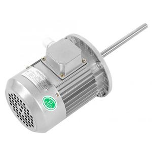 Image 3 - 220/380V KL 370 Three Phase Motor 370W Aluminum Alloy Housing 3 Phase Motor 1400rpm