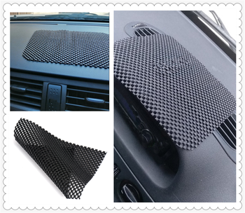 New car dashboard stickers mobile navigation card foam mat for BMW E46 E39 E38 E90 E60 E36 F30 F30 image