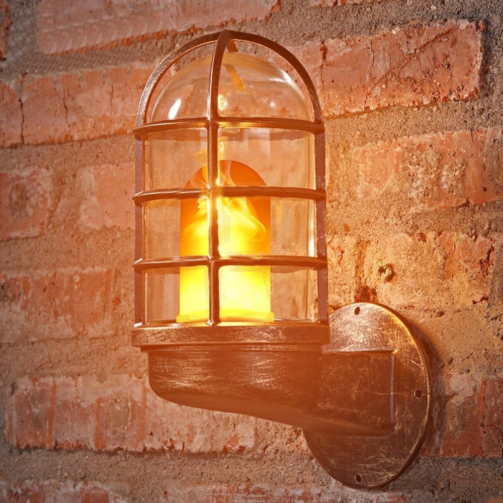 smd2835 cintilação decorativa chama lâmpada 1200 k ac85v ac265 v