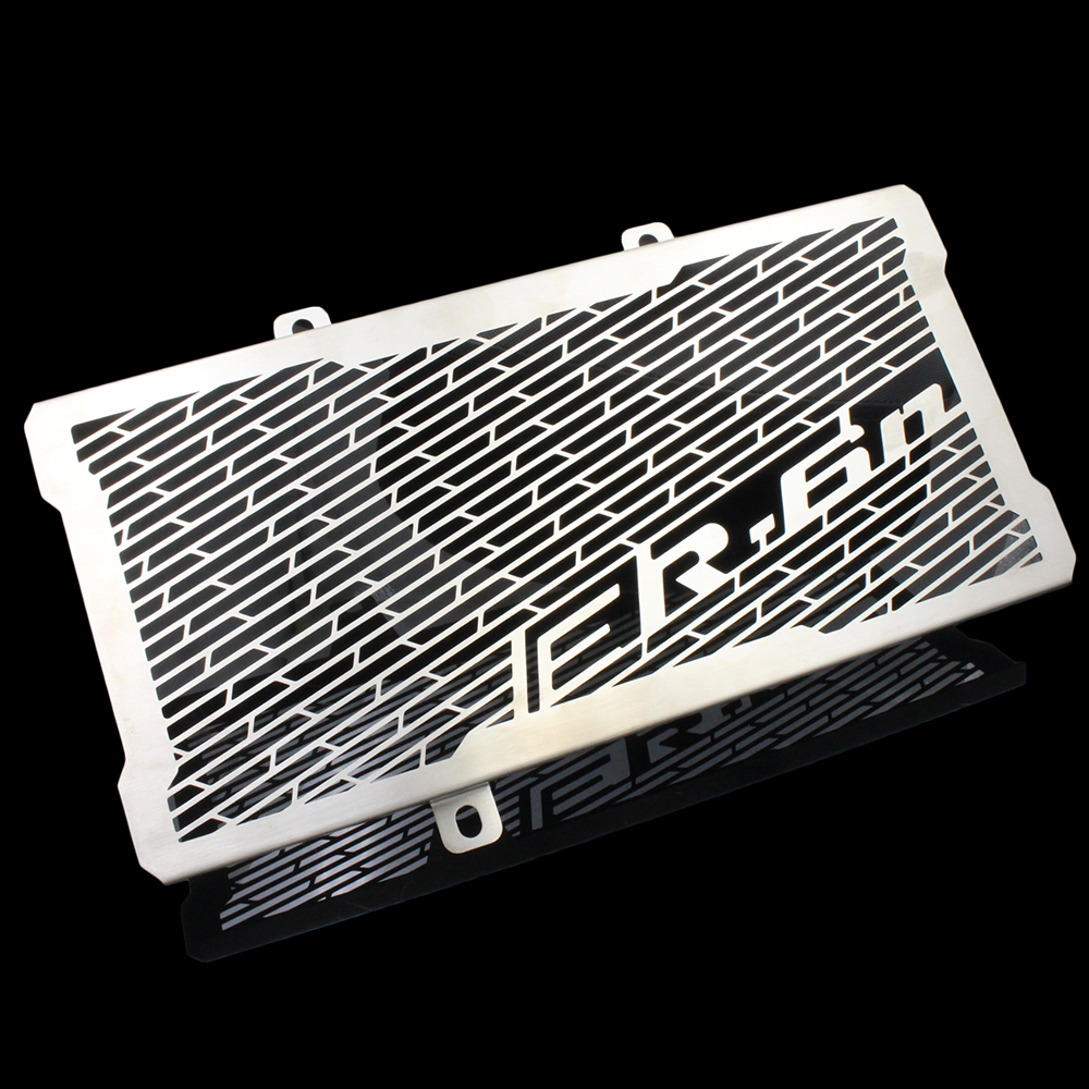 Silver Motorcycle Accessories Radiator Guard Protector Grille Grill Cover For KAWASAKI Ninja ER-6N ER-6F ER6N ER6F ER 6N/6F for kawasaki ninja650 er 6n 6f 2013 2016 motorcycle radiator protective cover grill guard grille protector protection for