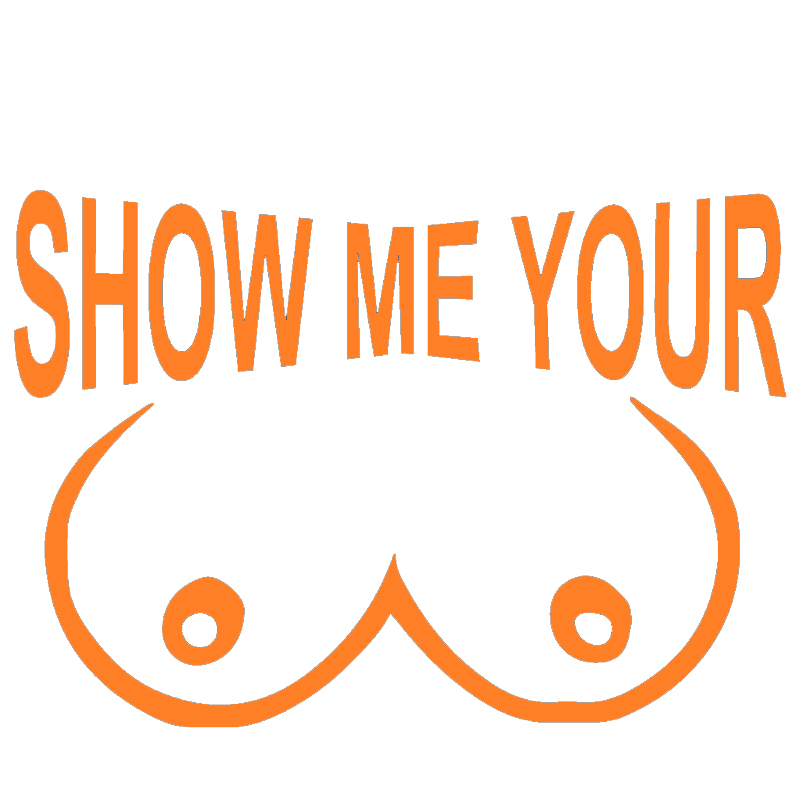 your Beautiful show tits me