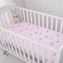 Baby's Crib Sheet Mattress Protector