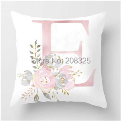 Pillow Case for Home Decoration