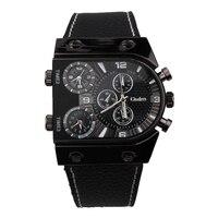Известный бренд наручные часы модные часы OULM Adventure Мужские кварцевые военные часы роскошные часы