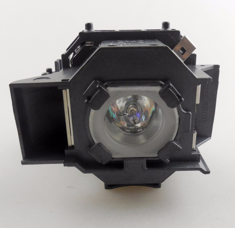 ФОТО ELPLP43 / V13H010L43  Replacement Projector Lamp with Housing  for  EPSON EMP-TWD10 / EMP-W5D / MovieMate 72
