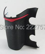 العلامة التجارية الجديدة قبضة المطاط غطاء مطاطي أمامي لاستبدال نيكون D300 D300S