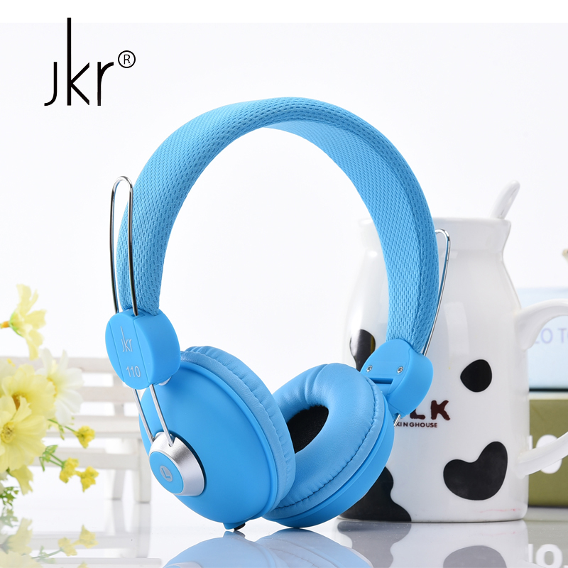 JKR Big Hifi Casque Audio Wired Earphone For Phone Computer Player Headset Headphones Head Auricular Sluchatka Headfone Kulakl K