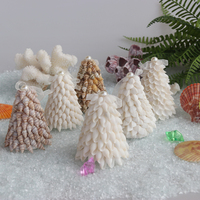 Free Shipping(6pcs/set)6 Style Small Conch Christmas Tree Christmas Pendant&Drop Ornaments Natural Shell&Conch Handmade Crafts