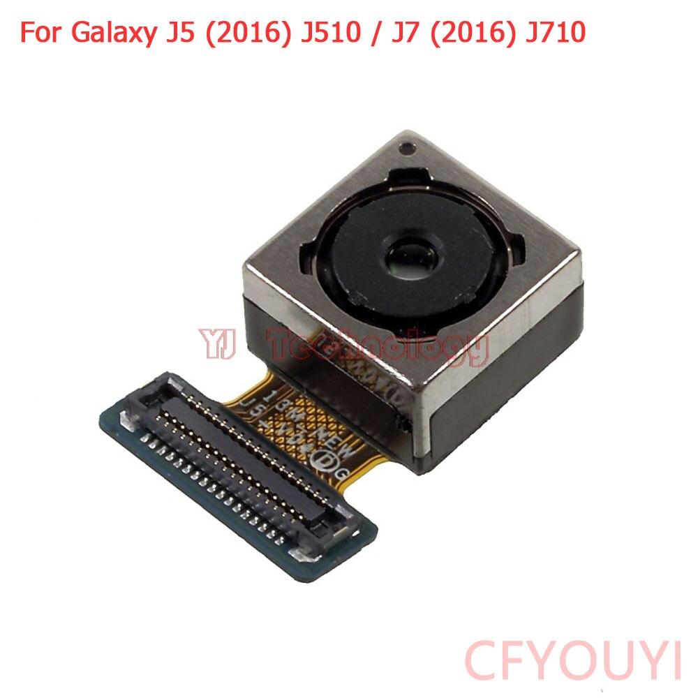 CFYOUYI Replacement Parts Rear Back Camera Module Part For Samsung Galaxy J5 (2016) J510 / J7 (2016) J710