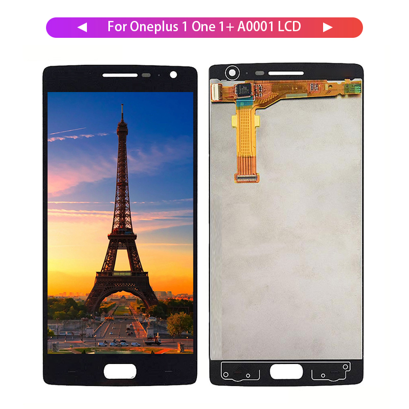 For Oneplus Two A2001 A2003 A2005 Oneplus 2 LCD Display Digitizer Screen Touch Panel Sensor Assembly 1920*1080 ToolsFor Oneplus Two A2001 A2003 A2005 Oneplus 2 LCD Display Digitizer Screen Touch Panel Sensor Assembly 1920*1080 Tools