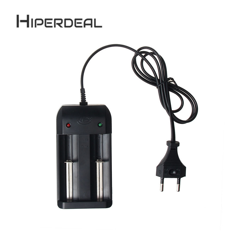 HIPERDEAL 1PC Battery Charger For 18650 14500 26650 Rechargeable Li-Ion Batteries Rechargeable Battery Power Wall Adapter 1Sp8