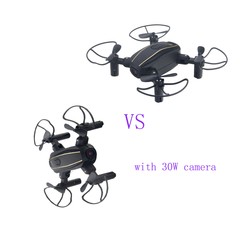 Schlacht <font><b>Drone</b></font> mit Wifi FPV 30W HD Kamera Hohe Qualität 2,4G Folding RC Racing Quadcopter Höhe Halten Headless modus Junge Spielzeug image