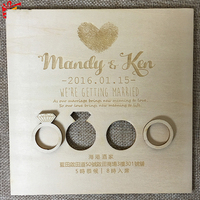 הזמנות לחתונה אישית כרטיס הזמנה לחתונה עץ חיתוך נייר החלול הזמנה ליום הולדת קישוט החתונה