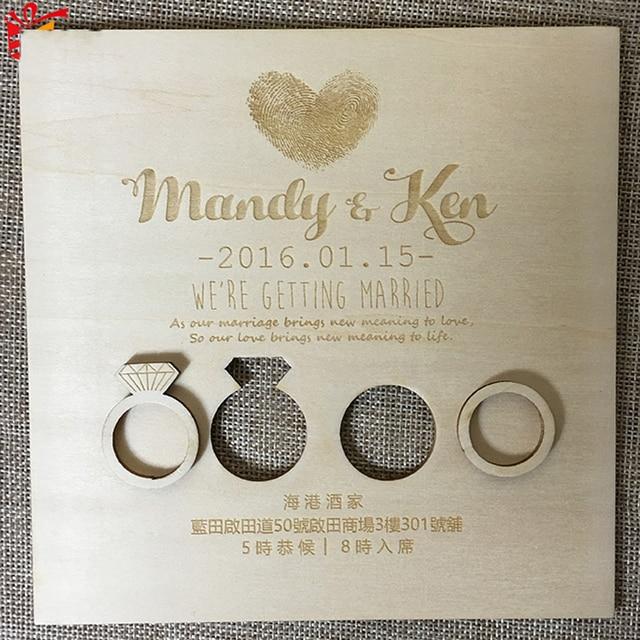 Hochzeitseinladungen Personalisierte Schneiden Einladungskarte Fur