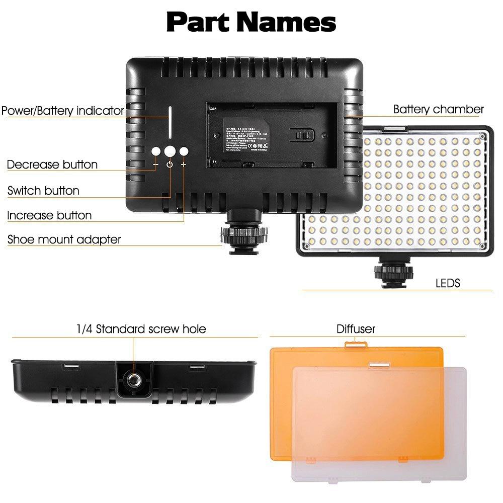 Light Diffuser Panel Photography
