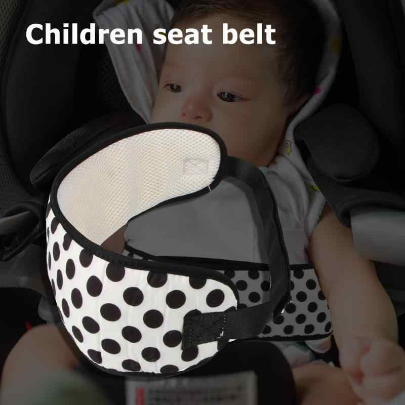 เด็กทารกความปลอดภัยรถที่นั่งแบบพกพาเด็กรถเข็นเก้าอี้ความปลอดภัยเข็มขัดเด็กวัยหัดเดิน Highchair สายคล้อง