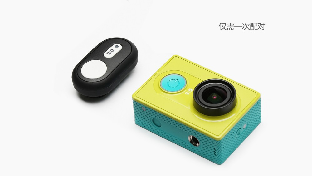 store product PRE SALE Xiaomi Yi Camera Bluetooth Remote Controller Shutter for Action