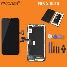 YWEWBJH For iPhone X LCD Display Touch Screen Digitizer Assembly Replacement