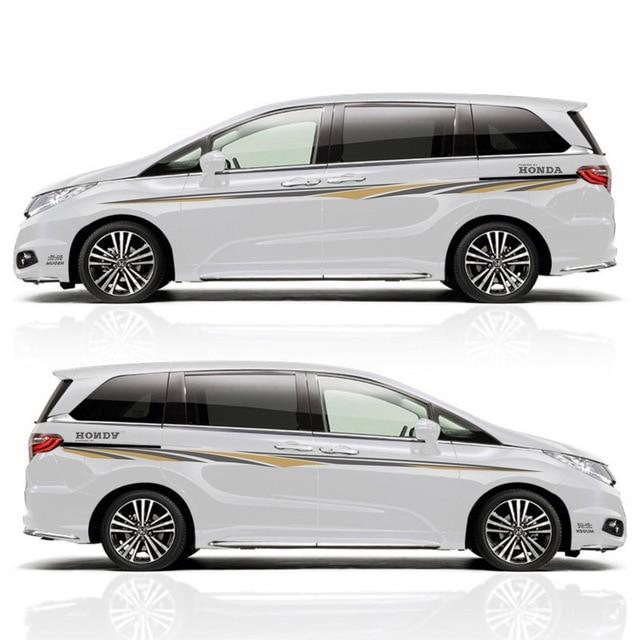 Taiyao Car Styling Sport Car Sticker For Honda Odyssey Car