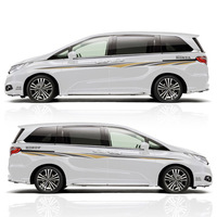 TAIYAO car styling sport car sticker For Honda Odyssey car accessories and decals auto sticker