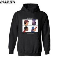 LIESA Stranger Thing Hoodies Mens Hooded Women Hoodie Sweatshirts Oversized Autumn Winter Men Hoodies Sweatshirt New