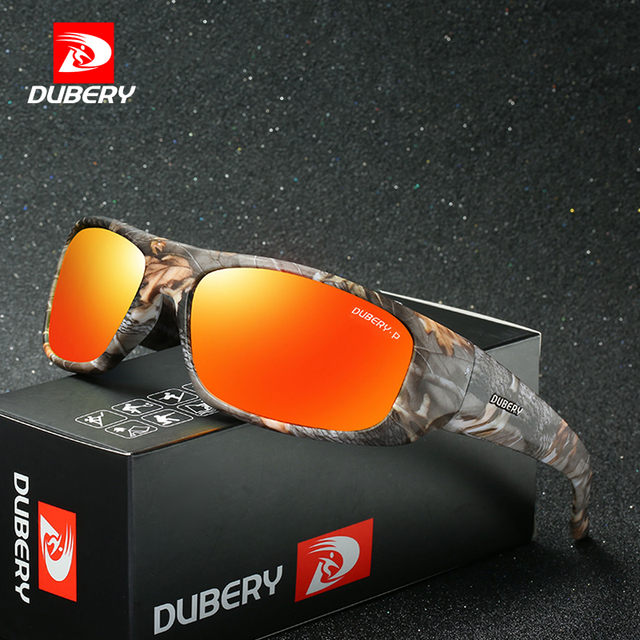 DUBERY D1418 Polarized Night Vision