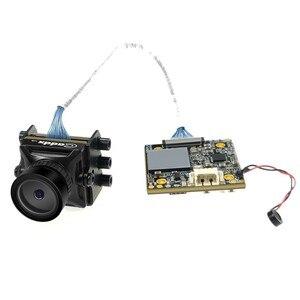 Image 3 - Caddx צב V2 1080p 60fps FOV 155 תואר סופר WDR מיני HD FPV מצלמה OSD מיקרופון למזלט RC
