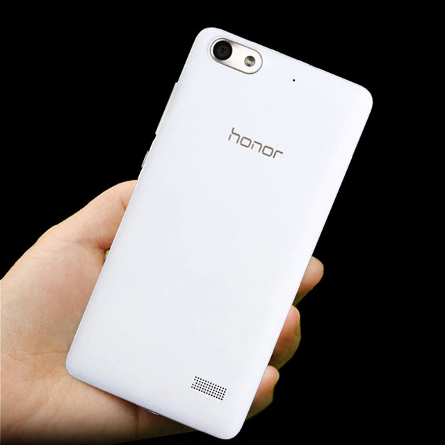 meet ebc0e b82cb US $6.64 5% OFF|FOR Huawei Honor 4C battery back cover Black/white/gold  battery cover Honor4C c8818 chm cl00-in Fitted Cases from Cellphones & ...