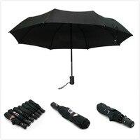 Car Styling Sticke Sun Rain Umbrella With Audi Logo For AUDI A1 A3 A4 A5 A6