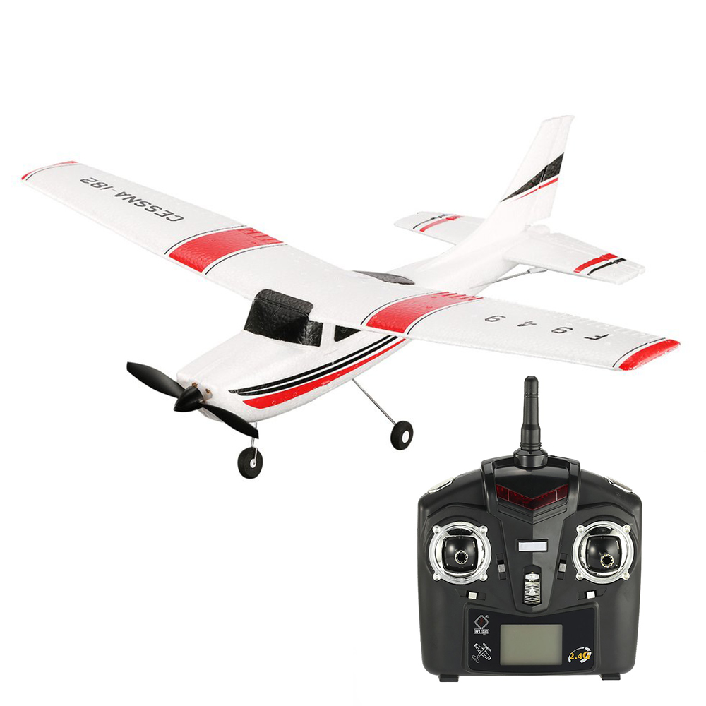 Original WLtoys F949 RC Aurplane Fixed Wing Cessna-182 Plane 2.4GHz Radio Control 500mah battery 200M Control distanceOriginal WLtoys F949 RC Aurplane Fixed Wing Cessna-182 Plane 2.4GHz Radio Control 500mah battery 200M Control distance