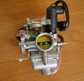 250cc water cooled Scooter ATV 172MM CF250 CH250 CN250 HELIX Qlink Commuter Carburetor  30mm (PD30J, K.H)