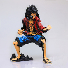 Anime One Piece Special Color Luffy Fighting PVC Action Figure Collectible Model Toy Figurine One Piece Figures Toys Juguetes