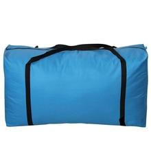 Водоустойчива чанта за пътуване Голям капацитет чанта жени Оксфорд сгъваема чанта Unisex багаж пътуване чанти Безплатна доставка