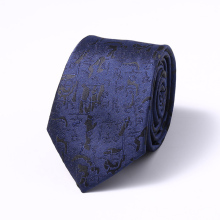 Men Tie 6 cm skinny ties luxury Fashion Paisley Neckties Corbatas Gravata Jacquard Business mans Wedding dress Slim