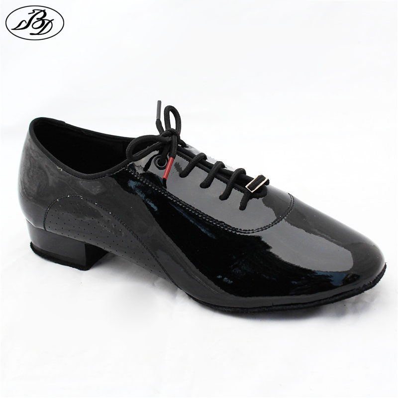 Men Ballroom Dance Shoes BD Dance 309H Standard Dance Shoe Modern Shoe Dancesport Split Sole Tango Waltz Foxtrot Quickstep 2017 new women ballroom dance dress organza sexy backless standard performance competition jazz waltz tango fox trot jigs suits