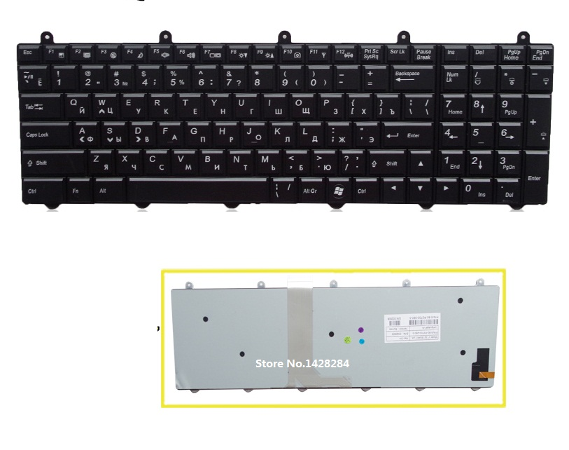 SSEA New RU Keyboard for MSI GT60 GT70 MS-16GA MS-1762  GT780 Russian Keyboard With backlight ru russian for msi ge60 gt60 ge70 gt70 16f4 1757 1762 16gc gx60 gx70 16gc 1757 1763 backlit laptop keyboard