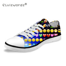 40d9efb18d Buy emoji canvas shoes and get free shipping on AliExpress.com