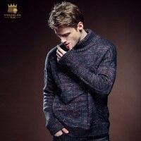 Free Shipping Male Man Men S Casual Fashion 2016 Europe Winter Loose Color Warm Trend Semi