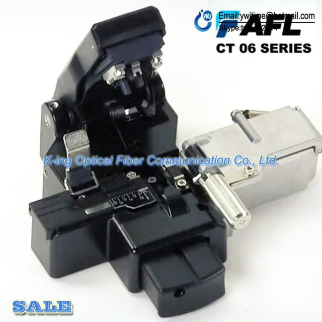Original Japón Fujikura ct-06 Optical fiber Cleaver, cortador de cable, CT-06 fibra cleaver Fujikura 60 S 70 S 80 S máquina de empalme