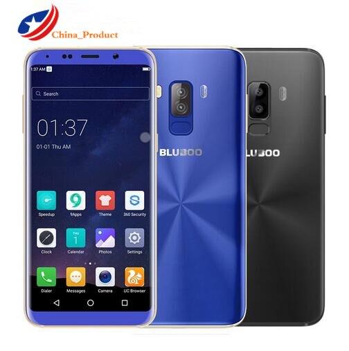 Bluboo S8 4G LTE MTK6750 Octa Core 3GB 32GB 13MP Dual Rear 5 7 HD 18