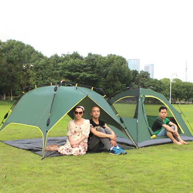 Desert Camel CSR02 Three-use Automatic Tent Portable Outdoor C&ing Tent Wind Proof Rain Proof  sc 1 st  AliExpress.com & Desert Camel CSR02 Three use Automatic Tent Portable Outdoor ...